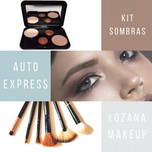 Kit Make Up Sombras Express